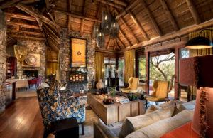 Morukuru Owners House living room